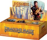 MTG Dragon Maze Booster Box