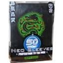 50 Count Max Neo Sleeves China Yellow Dragon