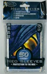 50 Count Max Neo Sleeves Dragon Blue Eye
