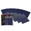 BCW Blue 80ct Elite Glossy Gaming Deck Guard