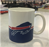 Buffalo Bills 11oz Sublimated Ceramic Coffee Mug