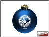 Toronto Blue Jays Shatter Proof Christmas Ornament