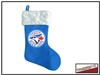 Blue Jays Light up Christmas Stockings (LED)