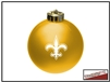 Shatterproof Ornament - New Orleans Saints