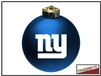 Shatterproof Ornament - New York Giants