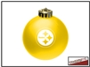 Shatterproof Ornament - Pittsburgh Steelers