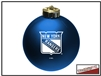 NHL Shatterproof Ornament - New York Rangers