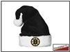 NHL Light Up Santa Hat - Boston Bruins