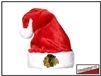 NHL Light Up Santa Hat - Chicago Blackhawks