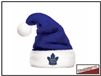 NHL Light Up Santa Hat - Toronto Maple Leafs