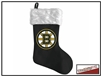 NHL Light Up Christmas Stocking - Boston Bruins