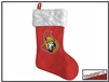 NHL Light Up Christmas Stocking - Ottawa Senators