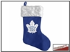 NHL Light Up Christmas Stocking - Toronto Maple Leafs