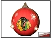 NHL Light-Up Ornament - Chicago Blackhawks