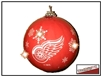 NHL Light-Up Ornament - Detroit Red Wings