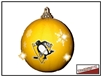 NHL Light-Up Ornament - Pittsburgh Penguins
