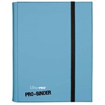 Ultra Pro 9 Pocket Light Blue Pro Binder