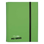 Ultra Pro 9 Pocket Light Green Pro Binder