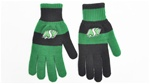 Saskatchewan Riders Men's Thermal Gloves.