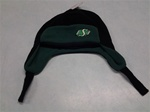 Saskatchewan Riders Black Toddler Avaiator Hat