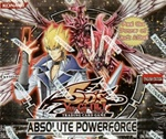 Yugioh Absolute Powerforce Booster